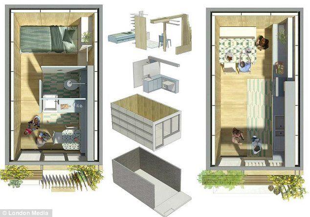 ... granny flat/annex/extension on Pinterest | Garage Conversions, Granny