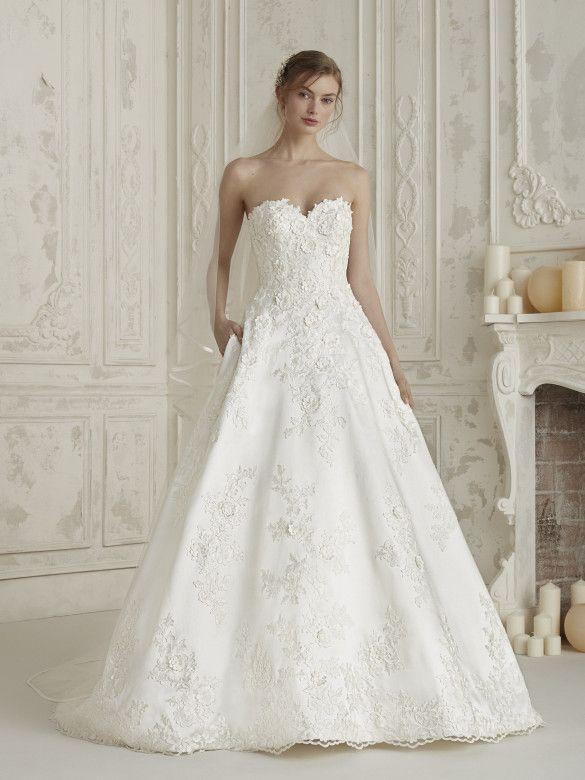 Pronovias Eleta Pronovias Wedding Dress Wedding Dresses Houston Bridal Wedding Dresses