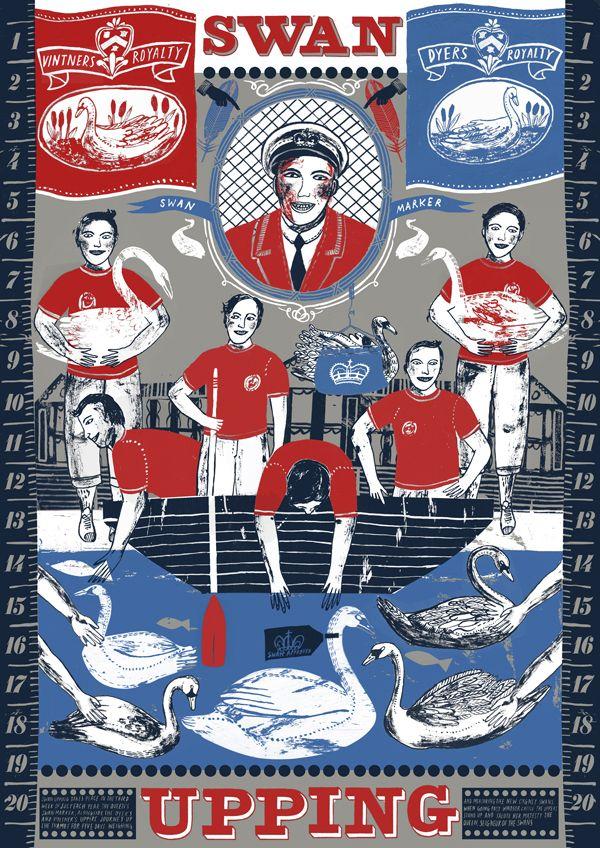 Print Archive : Alice Pattullo Illustration