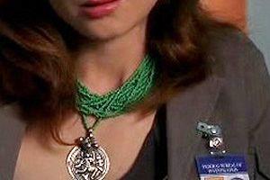 Temperance Brennan necklace #Bones
