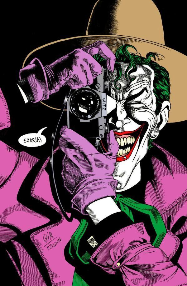 Joker By Https Www Deviantart Com Gustavomorales On Deviantart