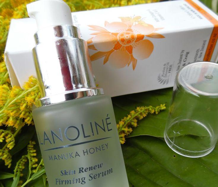 Lanoline,Manuka Honey,Skin Renew Firming Serum to kosmetyk,który pokochałam od pierwszego użycia.Mam problematyczną, trudną w pielęgnacji cerę.Rzadko zdarza się aby po pierwszym użyciu stwierdzić-T...