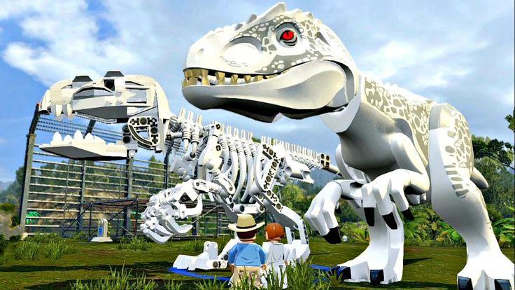 Мир Юрского Периода.Скелет Динозавра.Игры и Мультики про Динозавров.Jura...