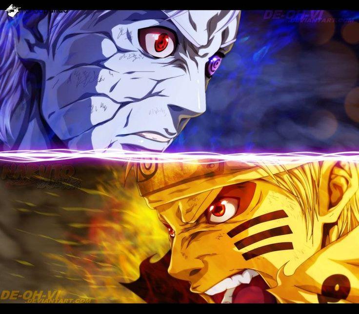 Naruto & Obito