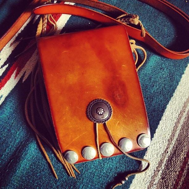 """ゴローズ メディスンバッグ """"goro's Medicine bag"""" Indian Jewelry Blowout Sale at: http://indian--jewelry.info"""