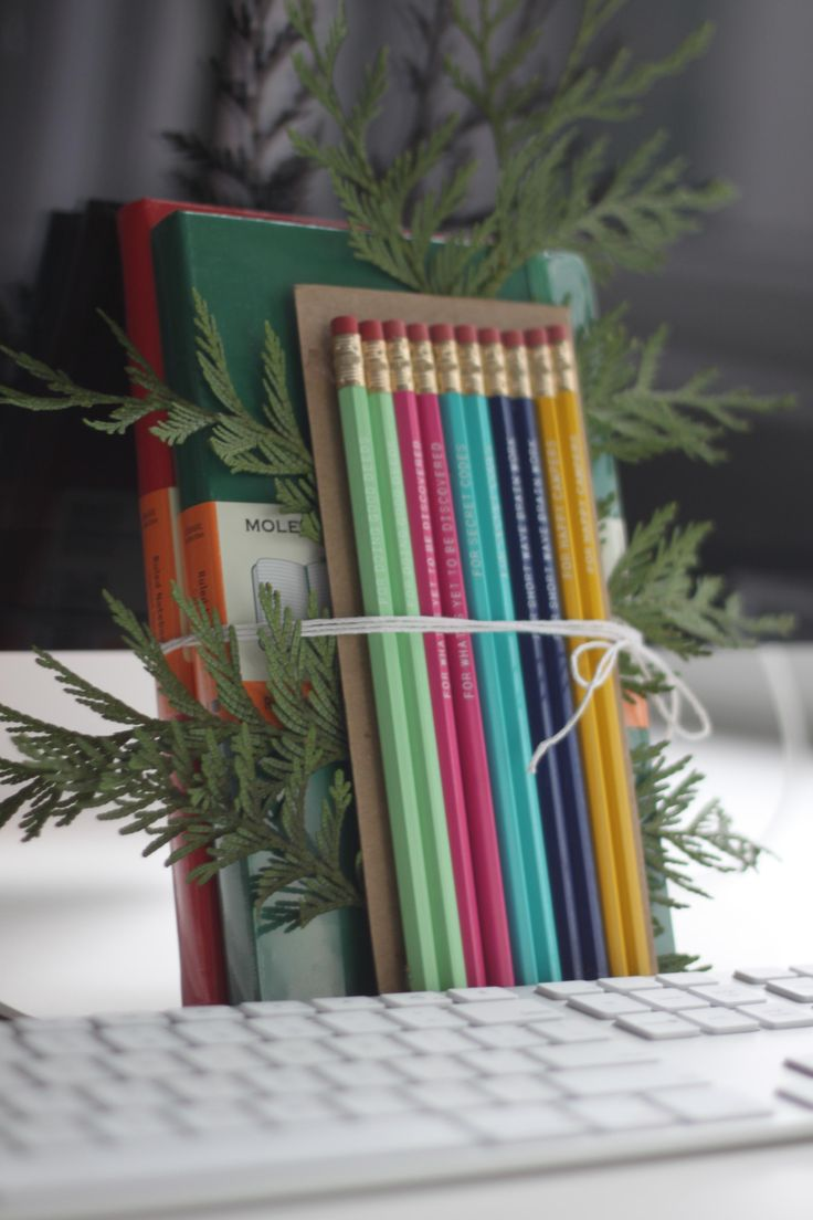 diy crafts ideas gift these curious pencils and journals from to any aspiring writer and