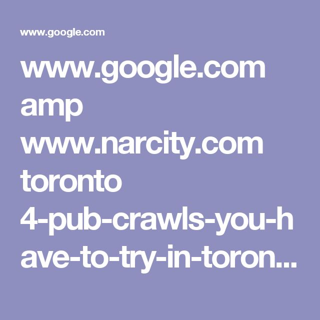 www.google.com amp www.narcity.com toronto 4-pub-crawls-you-have-to-try-in-toronto-this-summer amp