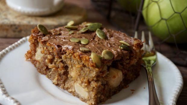 Ciasto daktylowo-owsiane (bez cukru i mąki)