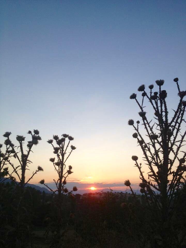 Sunrise, Turkey