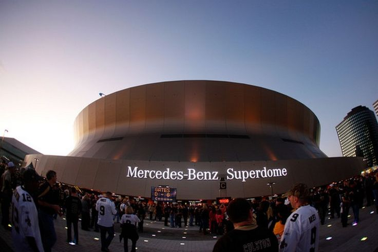 Best local transportation to get to the Mercedes-Benz Superdome - AXS