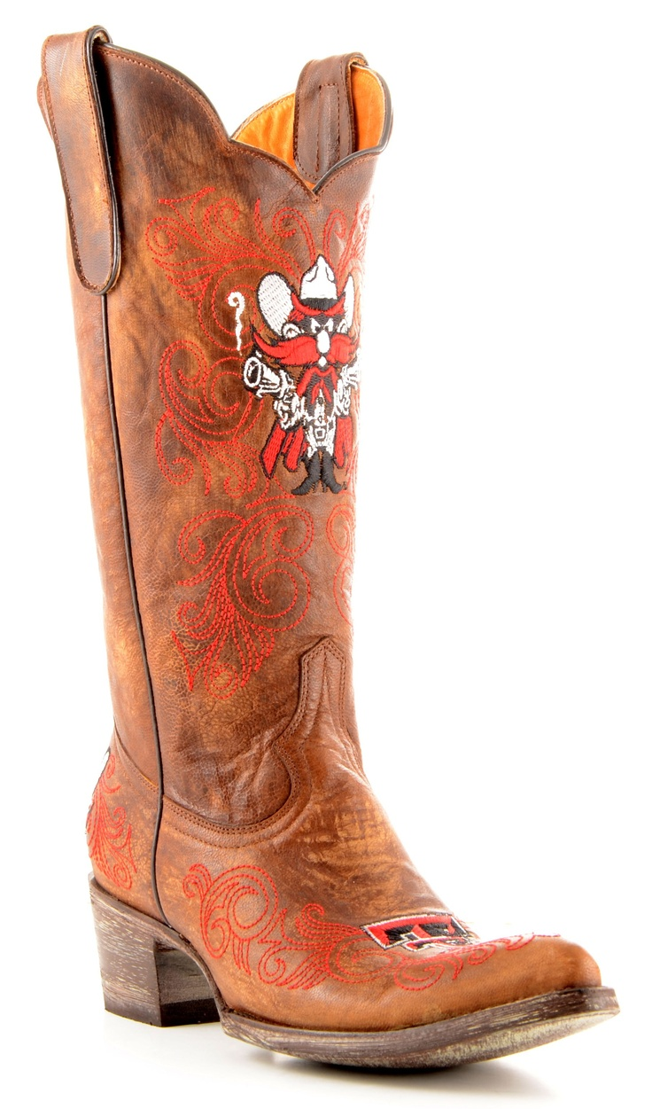 If I ever own a pair of cowboy boots I want them to look just like this
