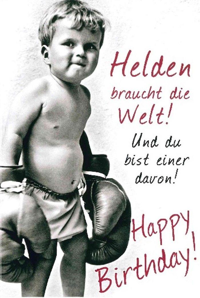 70 Freche Und Lustige Geburtstagsspruche Fur Manner Happy Birthday
