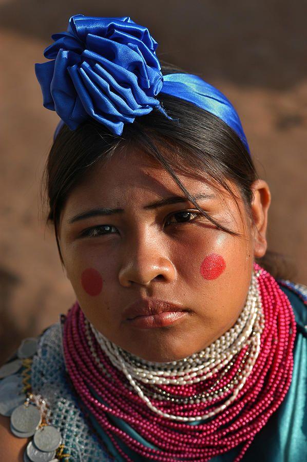 Indigenous Guarani Women. Department Of Santa Cruz. Republic Of Bolivia. Canvas…