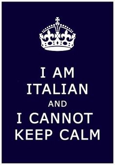 italian girls quotes | Haha I'm not Italian but this is funny