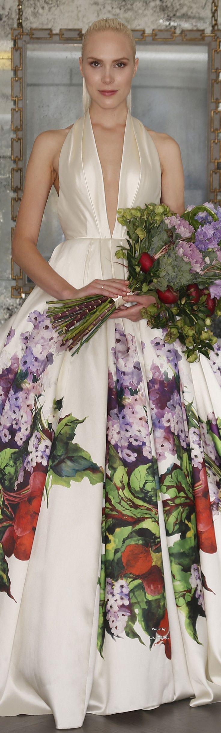 Romona Keveza Collection fall 2016 Bridal