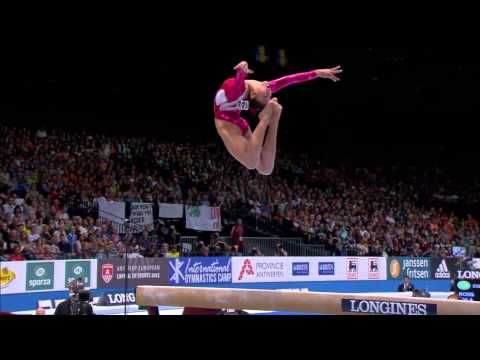 Rhythmic Worlds 2011 Montpellier - Groups All-Around Finals - We are Gymnastics! - YouTube