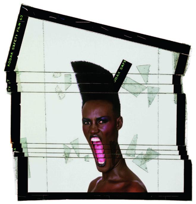 Slave to the rythm New York 1986 - Grace Jones - Jean-Paul Goude - photography…