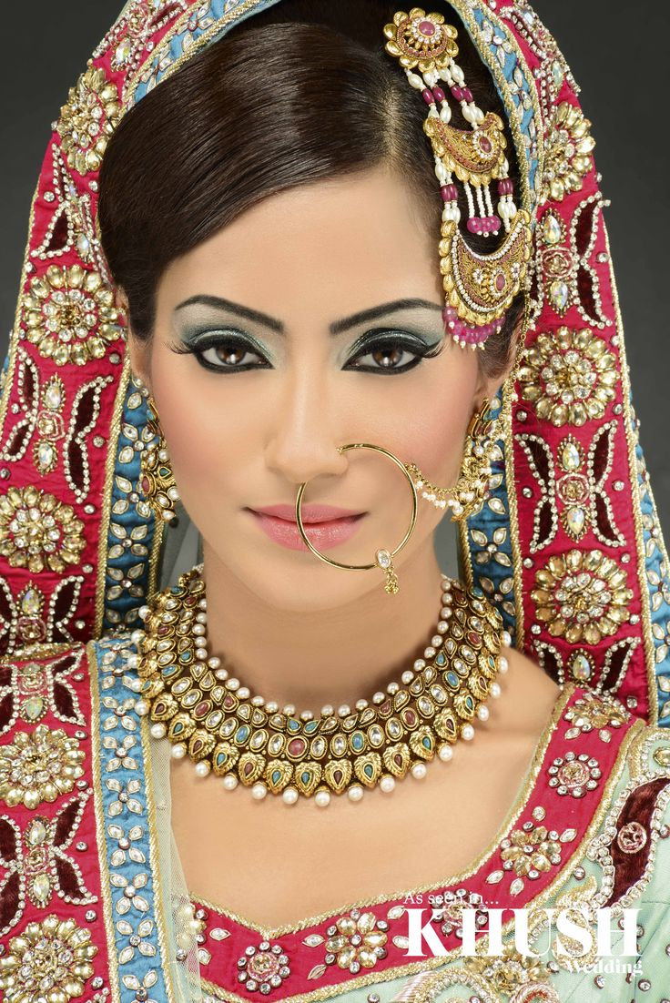 A regal Pakistani bridal look is perfect for your Big   W: sobiasbrides.co.uk T: +44(0)7572 869 204  E: info@sobiabrides.co.uk  As seen in the Autumn 2013 Issue of Khush Wedding Magazine