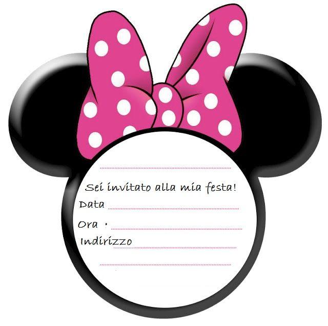 Famoso Oltre 25 fantastiche idee su Minnie compleanno su Pinterest  LX58