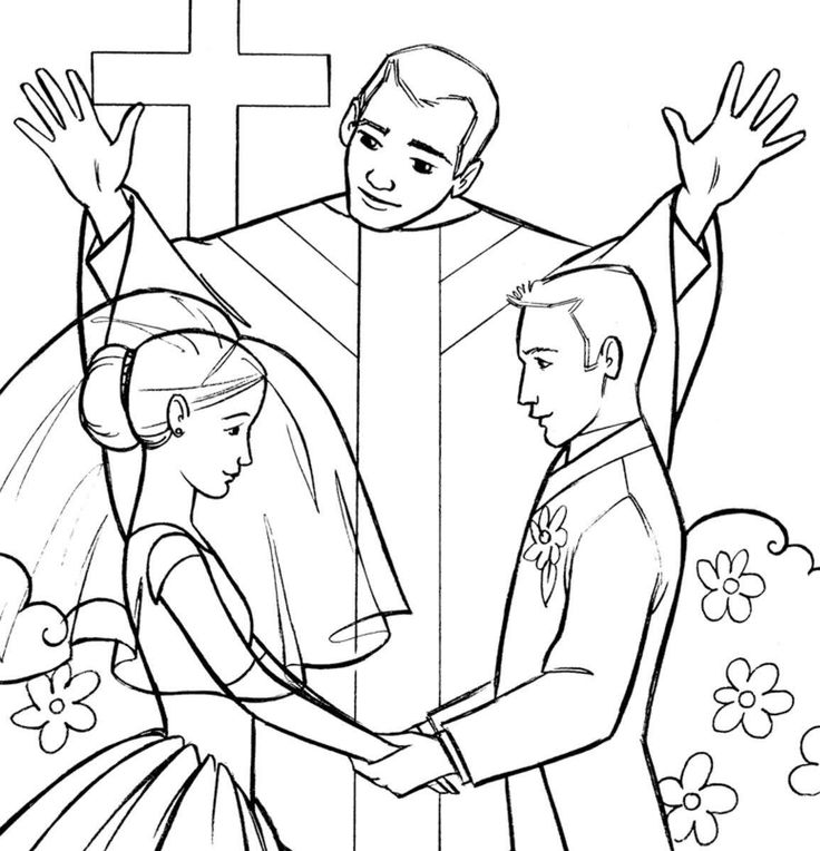 roman catholic coloring pages - photo#30