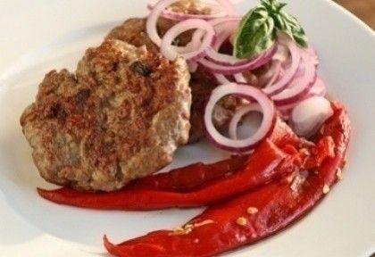 Pljeskavica Újvidékről | NOSALTY – receptek képekkel
