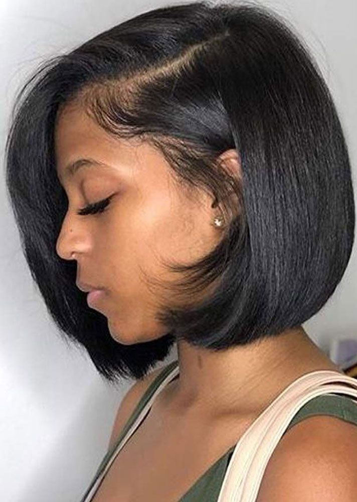 How To Try This Year S Biggest Hair Trend Without Fully Committing Wavy Bob Hairstyles Choppy Bob Hairstyles Short Bob Hairstyles