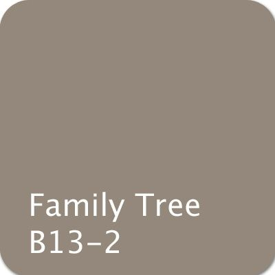 Dutch boy paint colors | Dutch Boy Color: Family Tree B13-2 #color #gray | Paint and Wall Colo ...