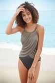 Miraclesuit Swimwear: Women's Swimsuits | Eddie Bauer - high neck for post-mastectomy ladies