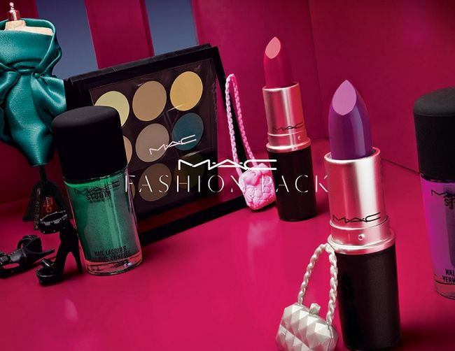 MAC's new Fashion Pack Collection Is just Dreamy!