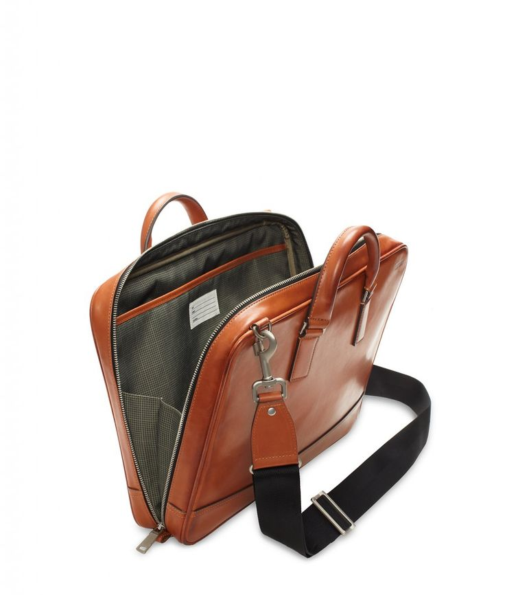 Jack Spade Fulton Leather Darrow www.casual-opulen...