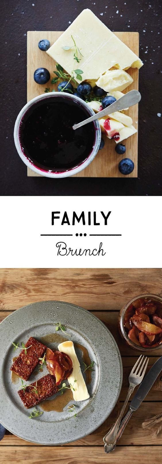 Treat your family to a homemade brunch this weekend! Our stress-free dishes and entertaining tips will make hosting brunch at your place a breeze.
