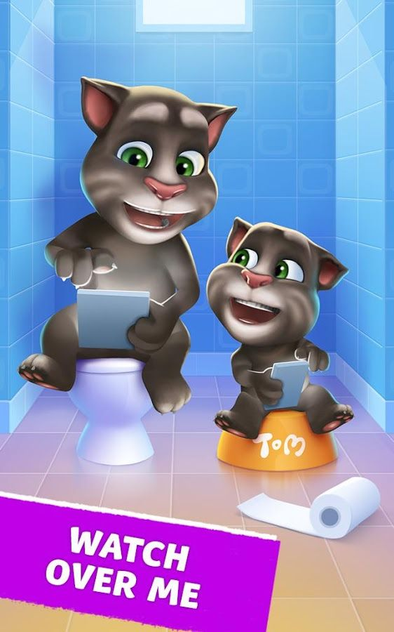 Talking Tom Cat - The Legend is Back - Review