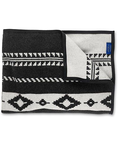 Lodge Collection Pendleton® Blanket | Eddie Bauer. Wool/cotton blend. Would be good for camping.