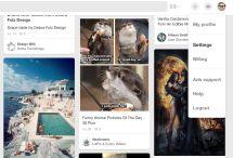 Muy fácil: Cómo poner Pinterest en español: Accede al menú de configuración