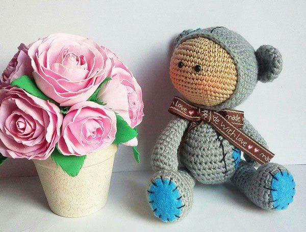 Amigurumi Wybie Doll : Crochet dolls patterns amigurumi easy video tutorial crochet