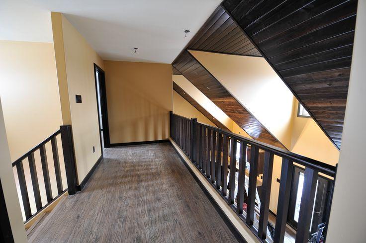 Second floor hallway in our Springfield RTM.