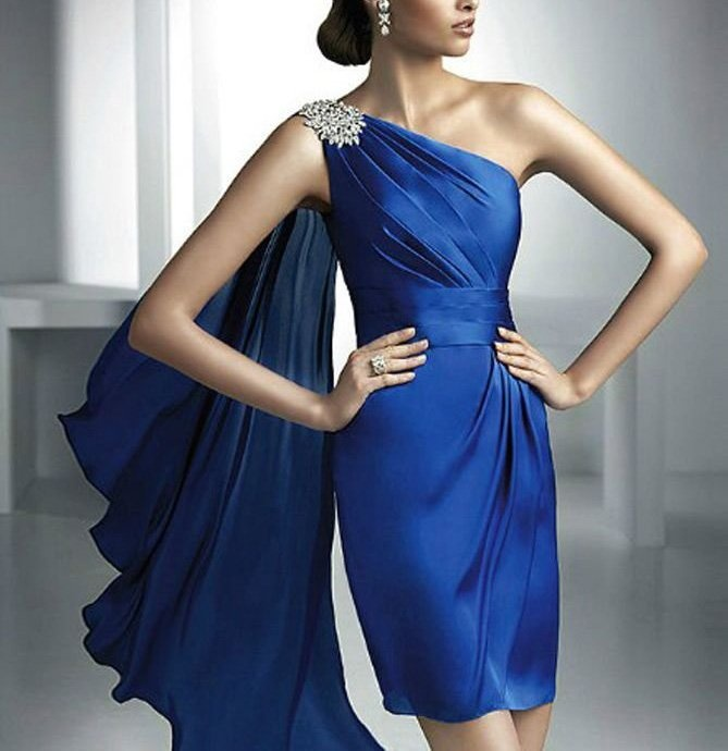 The perfect color dress for me