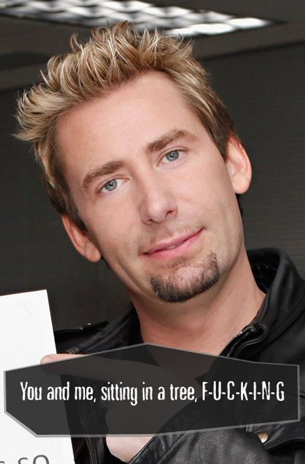 14 Incredibly Sexy Nickelback Lyrics