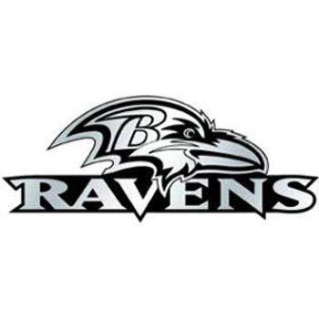 Baltimore Ravens Silver Car Emblem by ProMark. Save 67 Off!. $9.95
