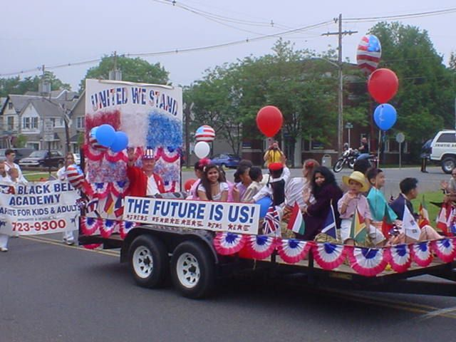 best patriotic parade float ideas
