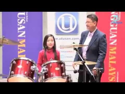 Jom Chat Live Utusan Online - Nur Amira Syahira