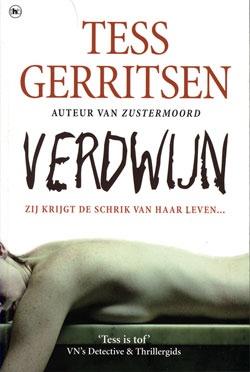 Tess Gerritsen - Verdwijn