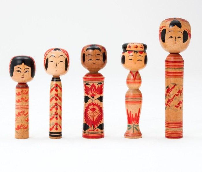 宮城伝統こけし   伝統的工芸品   伝統工芸 青山スクエア