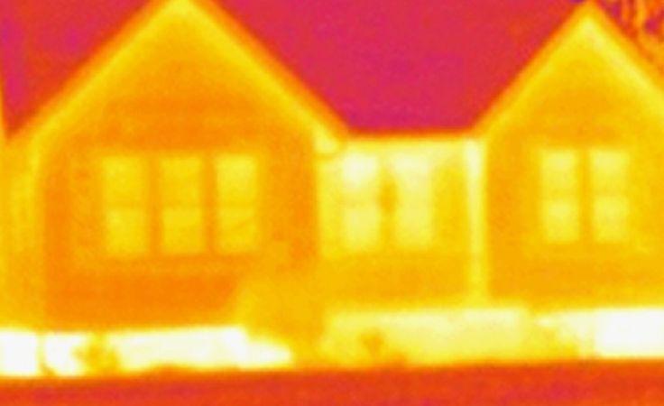 Drywall que regula a temperatura do ambiente
