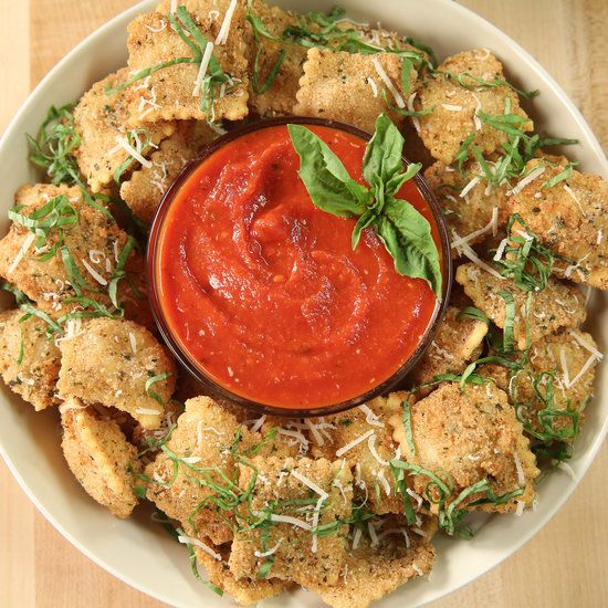 Olive Garden's Deep-Fried Ravioli Recipe