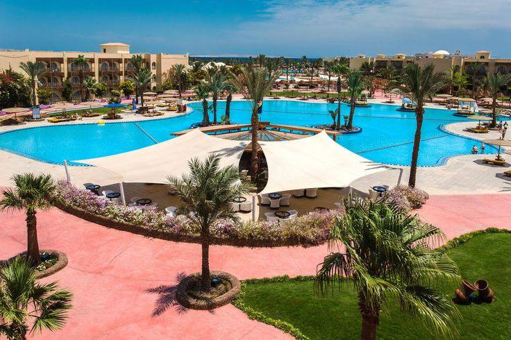 Отель Desert Rose Resort находится в центре Хургады, 12 км от аэропорта, в 18 км от Хургады. #Пляж песчаный протяженностью 1400 м. #Египет   К услугам гостей отеля Desert Rose Resort 3 бассейна, спа-центр, детский #бассейн, #аквапарк.   В отеле: 912 номеров. Номера с кондиционером, сейфом, балконом, телевизором, мини-баром, в ванной комнате предоставляются туалетно-косметические принадлежности и фен.   В спа-центре Planet Beach проводятся расслабляющие массажные процедуры...