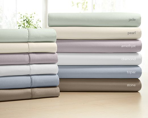 Lightweight and breathable, Lyocell Sheets are ideal for those who appreciate sleeping in ultimate comfort.