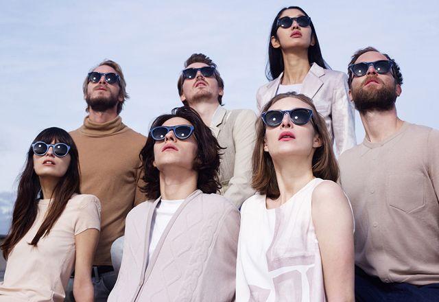 Maison Martin Margiela x MYKITA : les lunettes de soleil enfin dévoilées !   Glamour