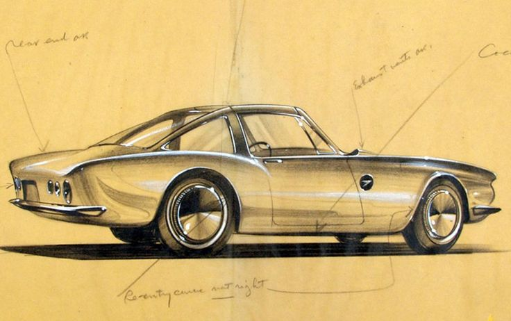 This installment of our new Forum Report feature highlights an incredibly cool thread on prototypes, design studies, and one-off pre-production models. Jam-packed with fascinating period photographs, sketches, and clay models, it provides a stimulating look into the secret history of many classic cars before they ever turned a wheel.