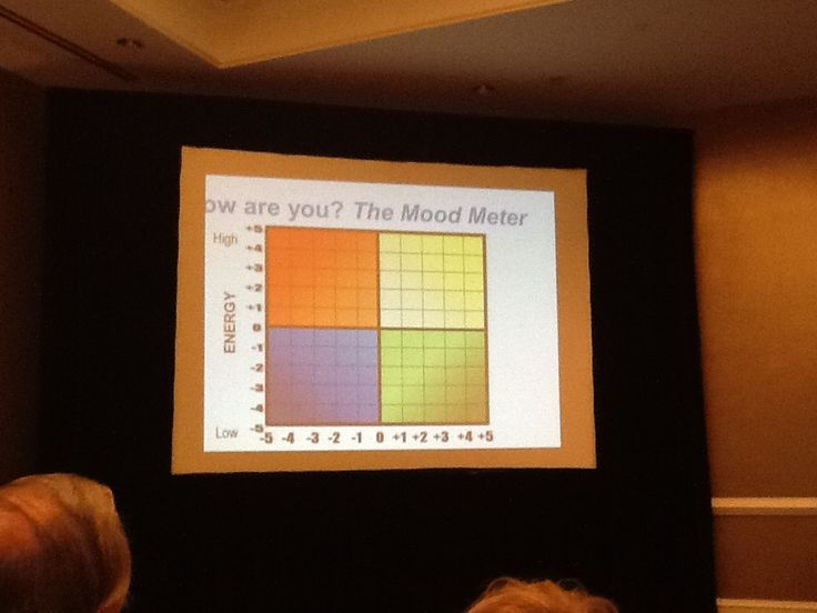 The mood meter. How are you feeling today? Yellow, green, blue or red? Listen, understand and manage your emotions is a critical skill for life satisfaction and happiness